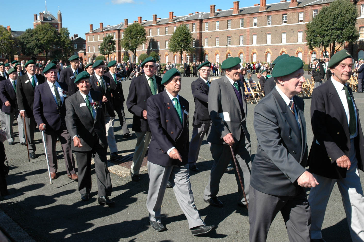 Commando Association Stand Down Parade - 19