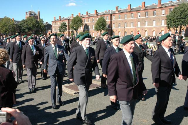 Commando Association Stand Down Parade - 17a