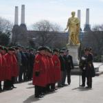 St George's Day Parade, Royal Hospital Chelsea, 14th April 2013