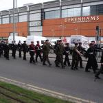 Service for Cpl Hunter VC (7)