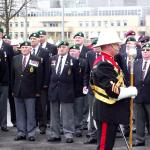 Service for Cpl Hunter VC (13)
