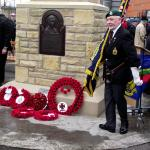 Service for Cpl Hunter VC (20)