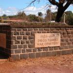Diego-Suarez War Cemetery, Madagascar,