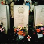 Pte George Sutton, Pte Frederick Gooch, L/Cpl Alexander Mills