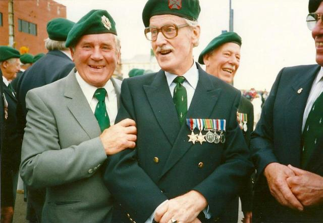 Commando Association anniversary in Blackpool (4)