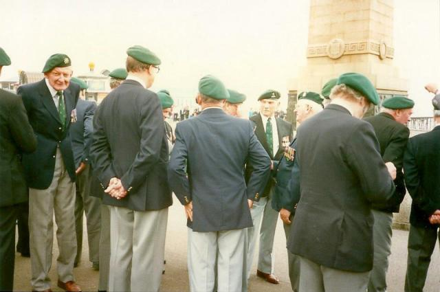 Commando Association anniversary in Blackpool (10)