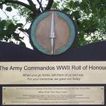 The Army Commandos WWII Roll of Honour