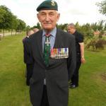 CVA President Brigadier Jack Thomas CBE