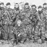 45 Commando RM   Mount Kent, Falklands
