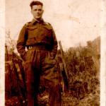 Gunner Edwin Parry