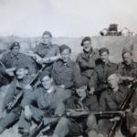 No.4 Commando snipers course at Aberdovey
