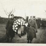 Funeral cortege (b) at or near Stalag V111b