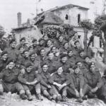 No. 4 Commando F Troop July 1944 Breville