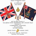 Unied States Citation to 41 Independent Commando Royal Marines