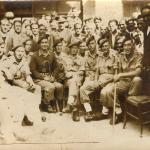 Brian Kelly and others from No. 9 Cdo. Athens suburbs 17th Oct'44