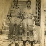Island of Poros 1944
