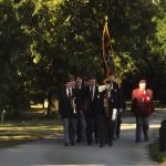2. March to the memorial