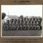 No5 Commando  Officers, October 1943