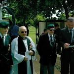 Eric Buckmaster (2 Cdo), George Parsons (2 Cdo), John Morris (2 Cdo) and Geoff Murray