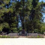 Tirana Park Memorial Cemetery, Albania, 2013