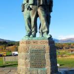 Commando Memorial Sunday 10th November 2013