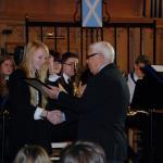 Sarah Johnson, Lochaber High School Musician of the year