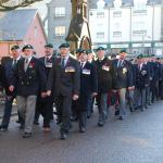 The March to the Memorial at Fort William (2)
