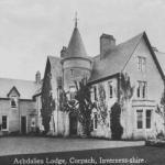 Achdalieu Lodge pre-1945