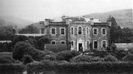 Achnacarry House, Commando Depot & CBTC