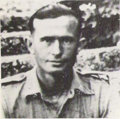 L/Sgt. Richard O'Brien DCM, MM