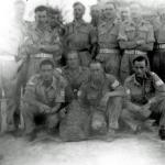 Sgt French 'A' troop and others from 43RM Commando