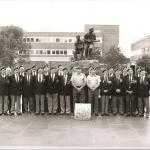 Commando veterans at CTC Lympstone 1997