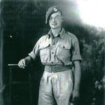 Jack Cox , aged 18 at Molfetta, October 1943.