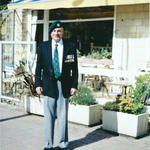 Jack Cox,  Ouistreham, Normandy