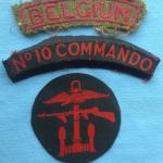 No 10(IA) Cdo Belgium, 4 troop