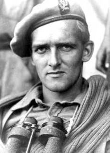 Anders Frederick Emil V. Schau Lassen, commando victoria cross
