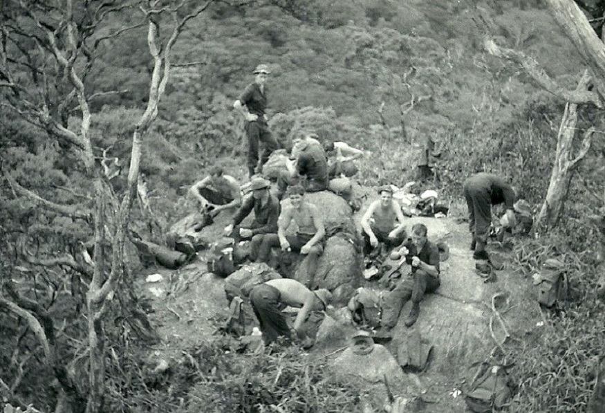 OFP Jungle Training 1964(a)