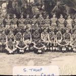 S Troop, 44 RM Commando, Kowloon.