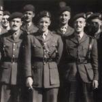 No. 4  Commando Officers