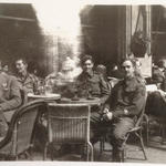 Commandos and an American GI in Paris