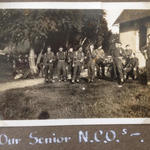 """""""Our Senior NCOs"""""""