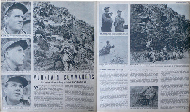 Article on the CMWTC from Illustrated Magazine in Nov. 1944 (1)
