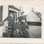 Group of No 11 Commandos at Arran