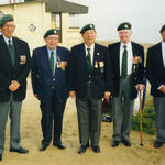 La Breche Sword Beach, Queen Red - 6 June 1998