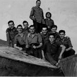 L/Cpl Jim 'Bracken' Fearns and others,  Hong Kong