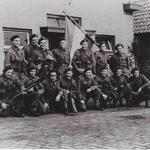 Dutch troop 1st reinforcement at Drimmelen (2)