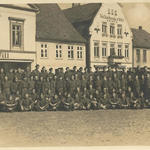 1 Commando Brigade Signal Troop, Neustadt, 2 June 1945.