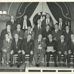 Reunion April 1967.Jimmy Norton back row extreme right