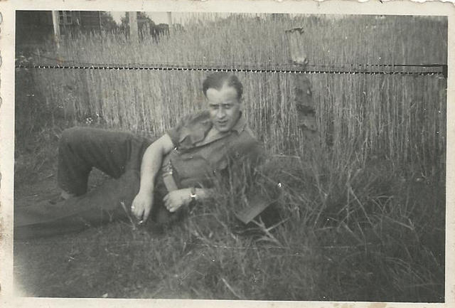 Jimmy Norton, location unknown, possibly Neustadt
