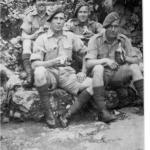 Bill Aspey, Frank Healey, Harold Harbert, and Harry Heaton
